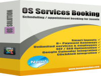 افزونه نوبت دهی OS Services Booking