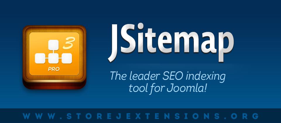 کامپوننت Jsitemap Pro ایجاد نقشه سایت برای جوملا